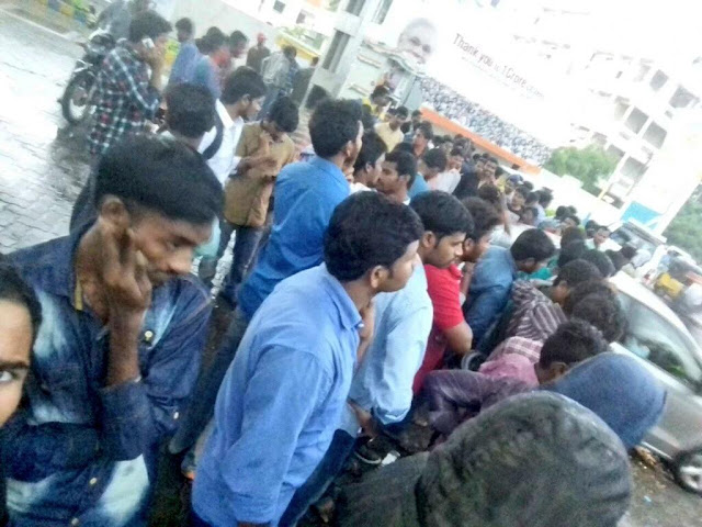 Crowd at Janatha Garage Success Meet At JRC Photos