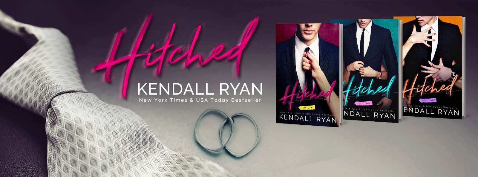Kendall Ryan Libros T G Book Boutique Blog Tour Hitched Vol 3 By Kendall Ryan