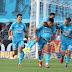 Belgrano superó a Lanús en la ida de los 16avos. de final
