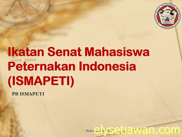 islampeti Ikatan Mahasiswa Peternakan seluruh Indonesia