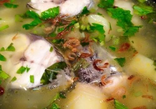Resepi Sup Ikan Tenggiri & Soo Hoon!!