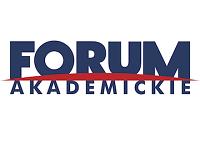 Logo miesięcznika Forum Akademickie