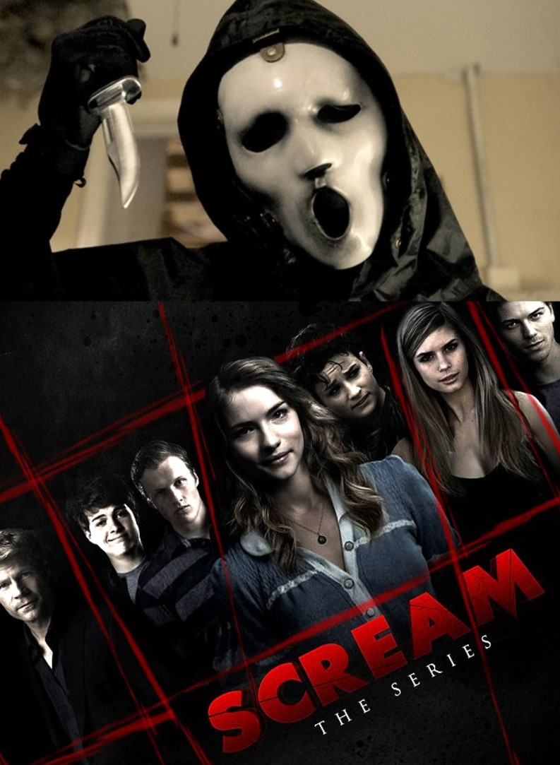 Scream 2ª Temporada Torrent – WEBRip 720p e 1080p Dual Áudio (2016)