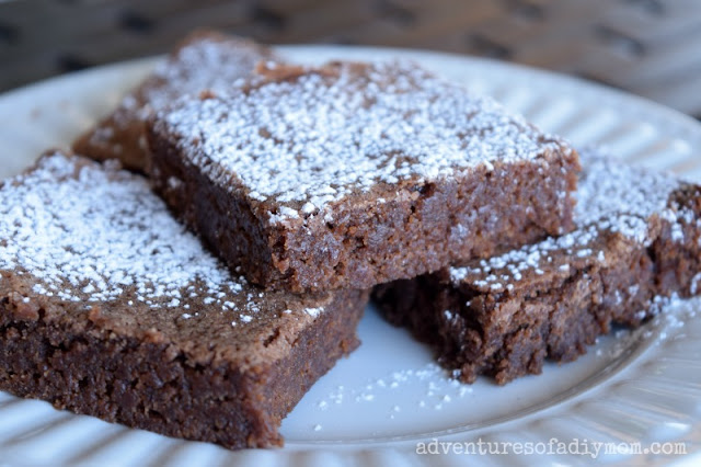 Grandma's Easy One-Bowl Brownies