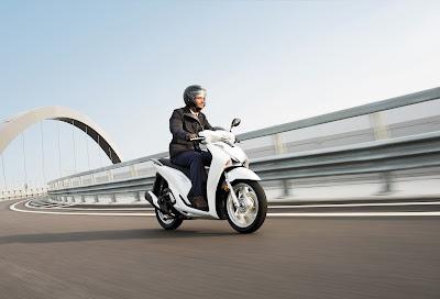 Νέο Honda SH150