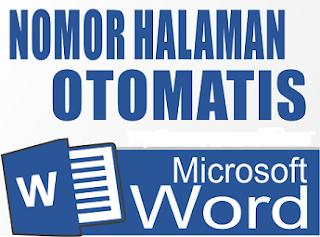 Cara Membuat Nomor Halaman Otomatis Microsoft Word