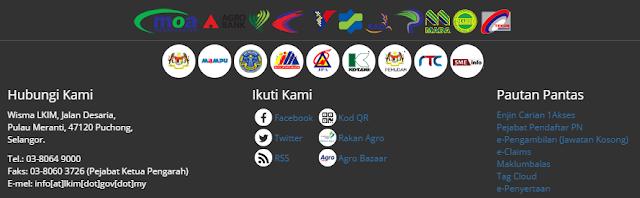 Rasmi - Jawatan Kosong (LKIM) Lembaga Kemajuan Ikan Malaysia 2019