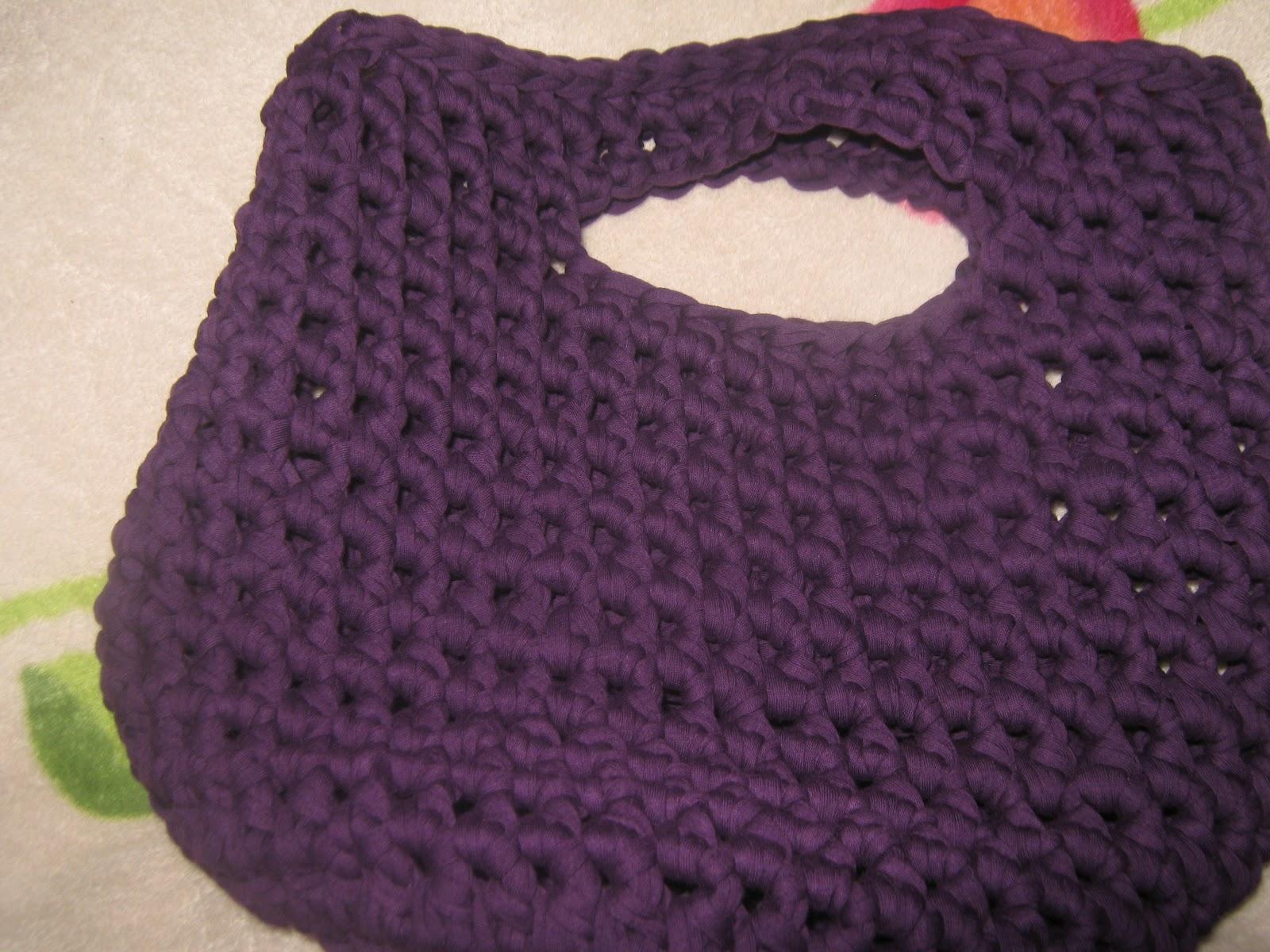 Taschen Häkeln Aus Textilgarn Nora Kdesign