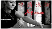 masaje chino en los pies