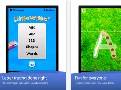 3 Good iPad Writing Apps for Elementary Students