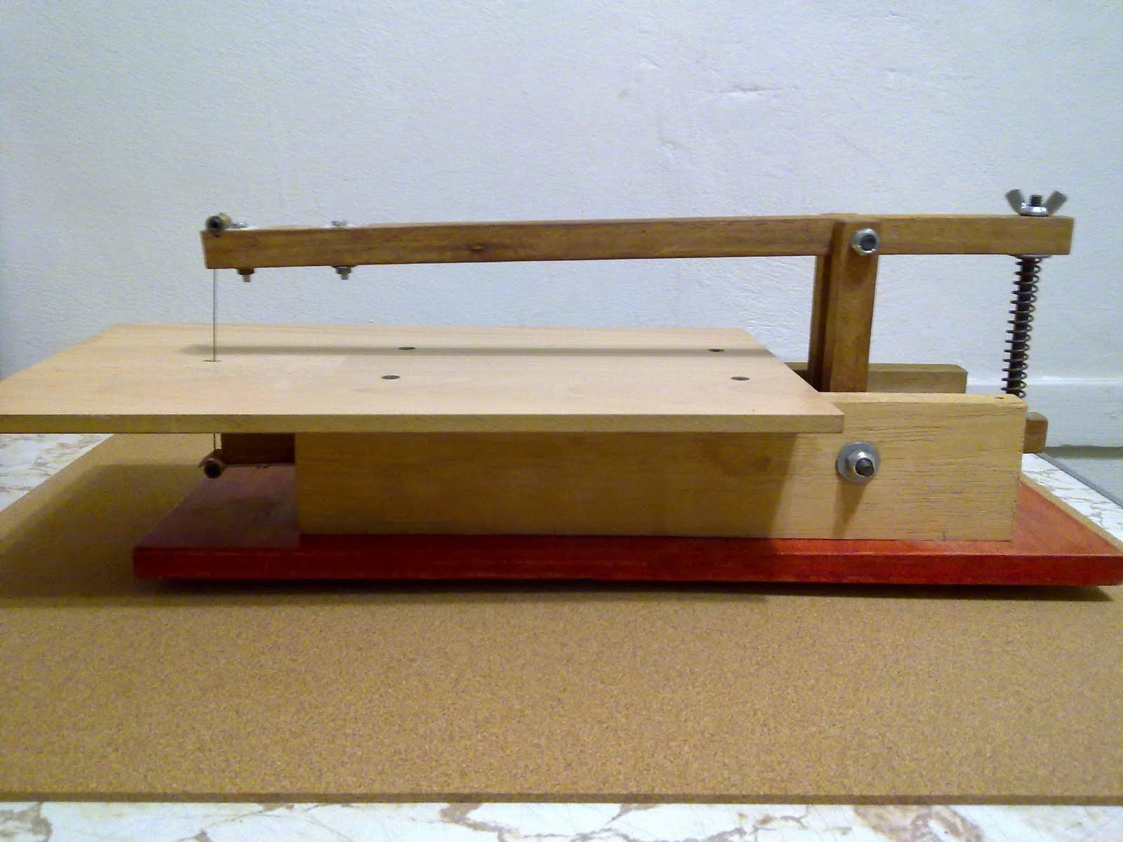 Creando con madera sierra para marqueter a - Sierras electricas para madera ...