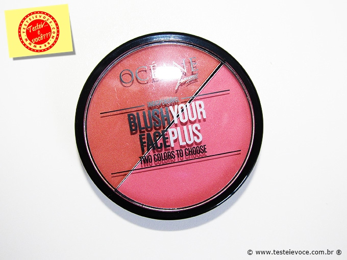 Blush Your Face Plus – Océane