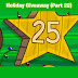 Holiday Giveaway (Day 22)