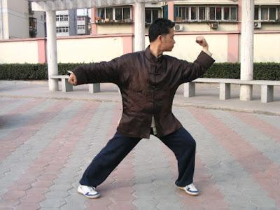 Shaolin Jingang Bashi 6