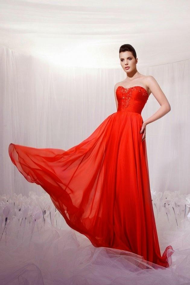 053962522 Llamativos vestidos de fiesta de alta costura