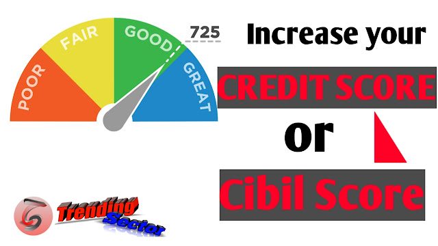 How to increase credit score by personal loan? How to improve Credit score or Cibil Score by personal loan ?