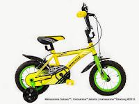 Sepeda Anak Wimcycle Voltus 12 Inci