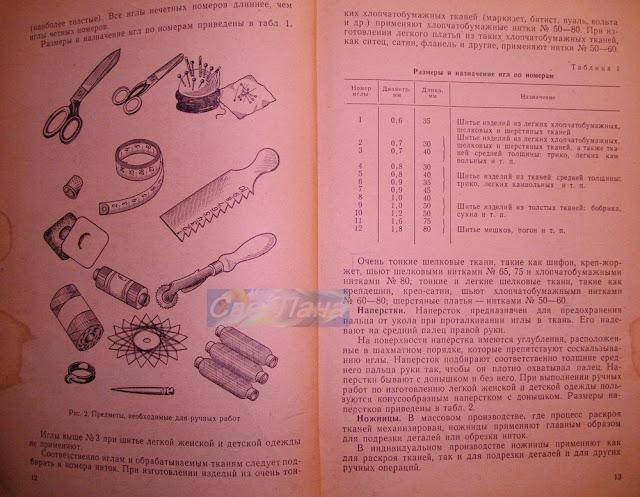 учебник по пошиву одежды