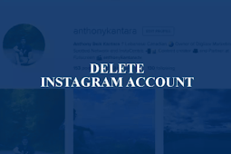 How Do You Delete A Instagram Account
