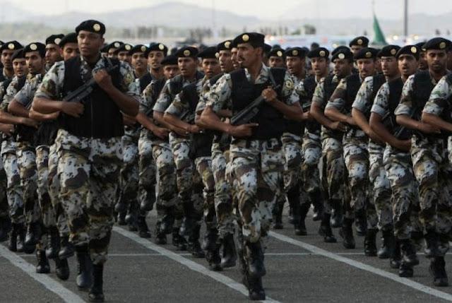 Innalillahi, Saudi Siap Bantu Operasi Militer AS, Prancis dan Inggris di Suriah