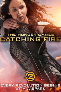 The Hunger Games: Catching Fire (2013) 720p BluRay Dual Audio [Hindi – English] 900MB