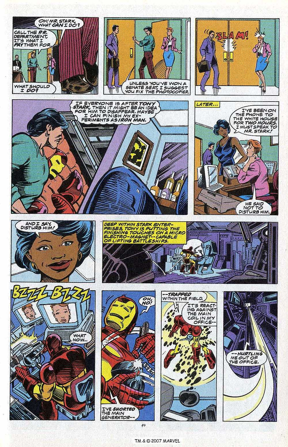 Iron Man Annual issue 13 - Page 51