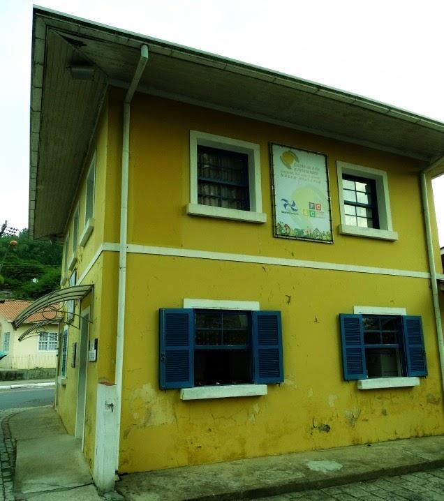 Casa Linhares, no Bairro da Barra, em Balneário Camboriú