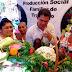 Mauricio Sahuí constata logros de beneficiarias del Programa de Producción Social de Traspatio