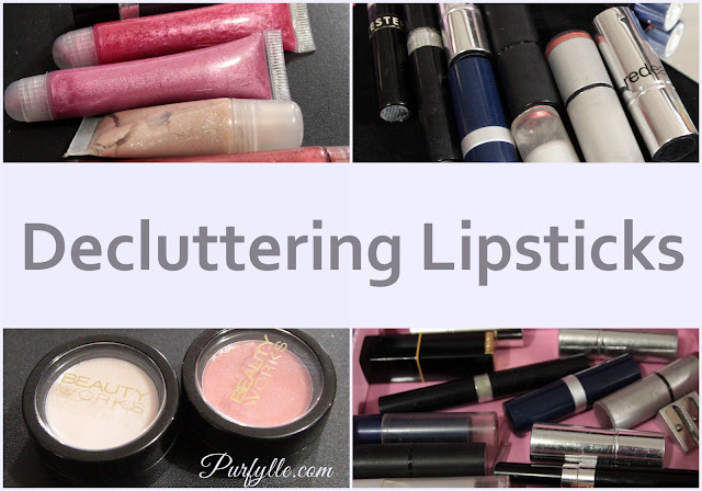 Lipsticks and lip-balms