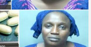 woman excretes 82 wraps of cocaine at Abuja Airport