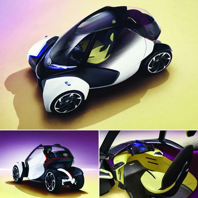 #toyota #toyotaconcept #ToyotaitTril #toyotaitril #toyotaplugin #electricvehicle #batterypowered #etoyota #plugin #electricvehicle