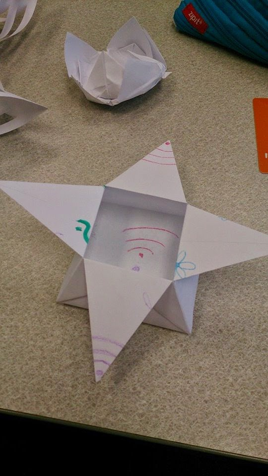Madison English as a Second Language School: Origami and ... - photo#13