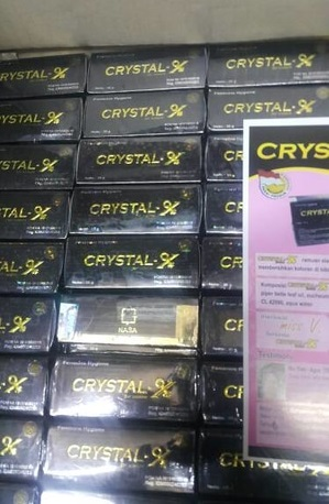 Crystal X Solusi Kewanitaan
