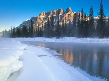 Beautiful Winter Season Hd Desktop Wallpapers Wonderful