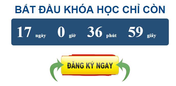 Code đồng hồ đếm ngược thời gian cho blogspot