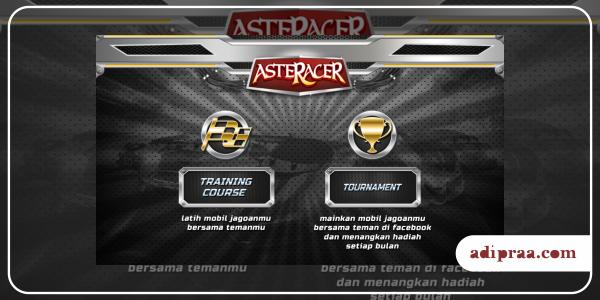 Pilihan Permainan AsteRacer | adipraa.com