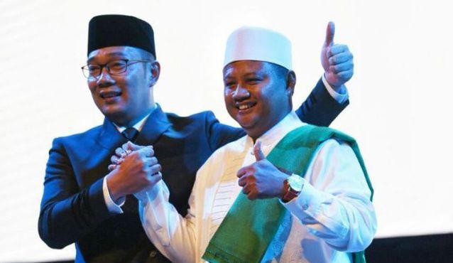 Sebelumnya Dukung Ridwan Kamil, Kader PKB, PPP, dan Hanura Jabar Alihkan Dukungan ke Paslon Lain