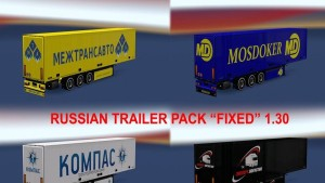 Fixed Russian Trailers Pack
