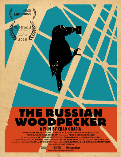 Ver The Russian Woodpecker (2015) Online