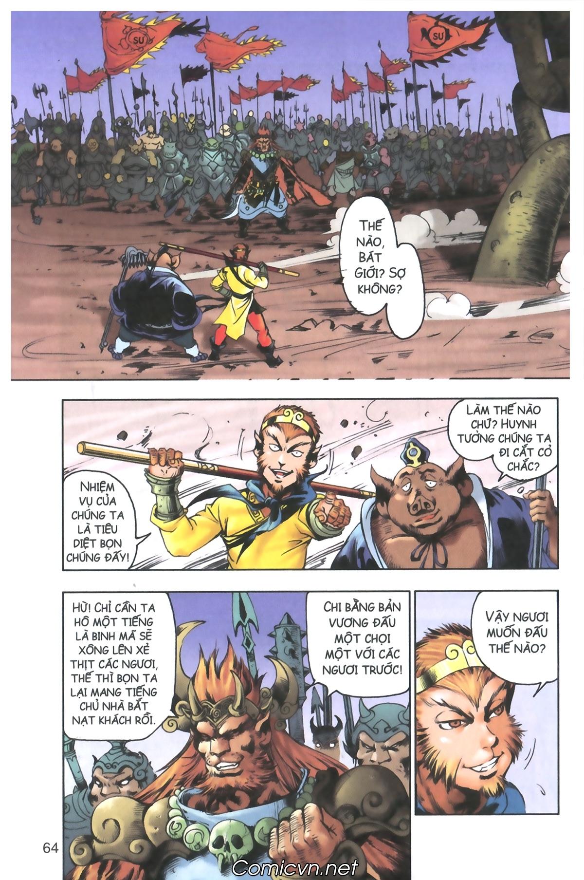 Tây Du Ký màu - Chapter 120 - Pic 24
