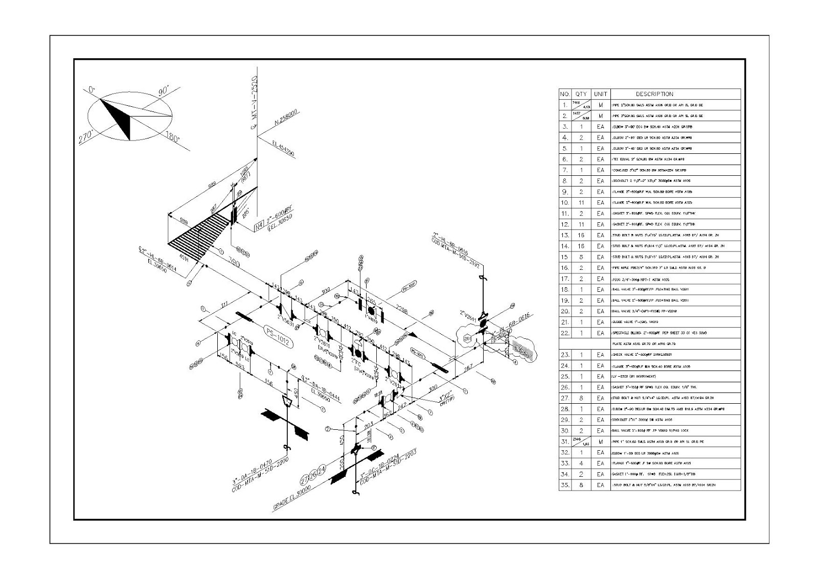 Autocad Piping And Mechanical Autocad Piping And Mechanical