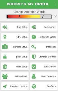 aplikasi where's my android