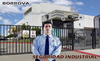 seguridad y vigilancia industrial