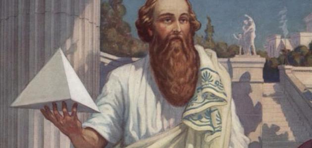 فيثاغورس أشهر علماء الرياضيات - بحت شامل -
