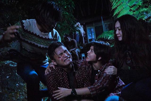 Review Filem Dorm Melati