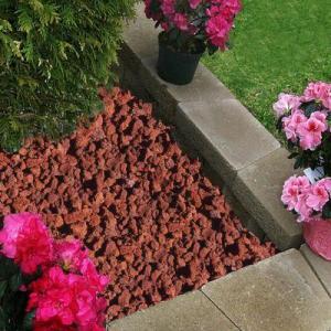 Arena grava y piedra volc nica de colores lava roca lava - Grava para jardin precio ...