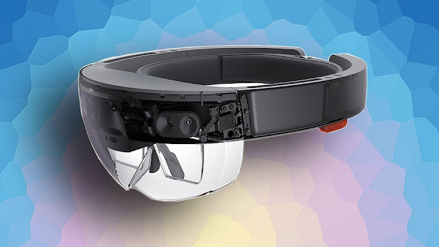 شركة مايكروسوفت العالمية تعلن عن إصدار المطور من HoloLens 2