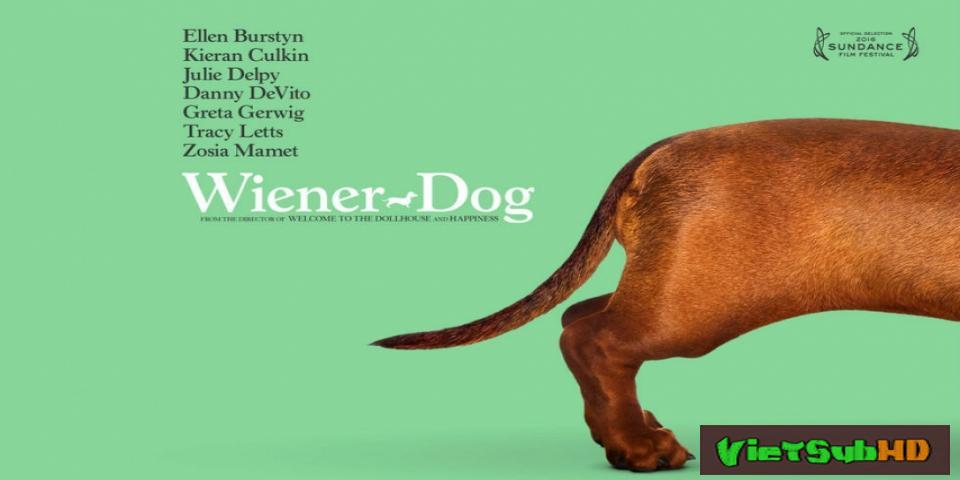 Phim Giải Đua Chó Thế Giới VietSub HD | Wiener-Dog 2016