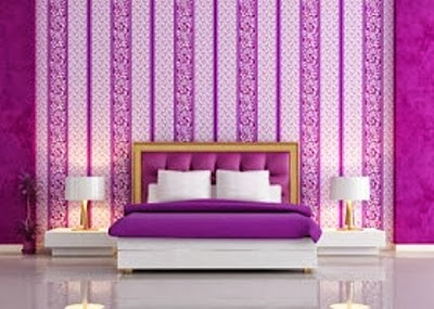 Wallpaper Dinding Kamar Tidur ~ Gambar Rumah Idaman