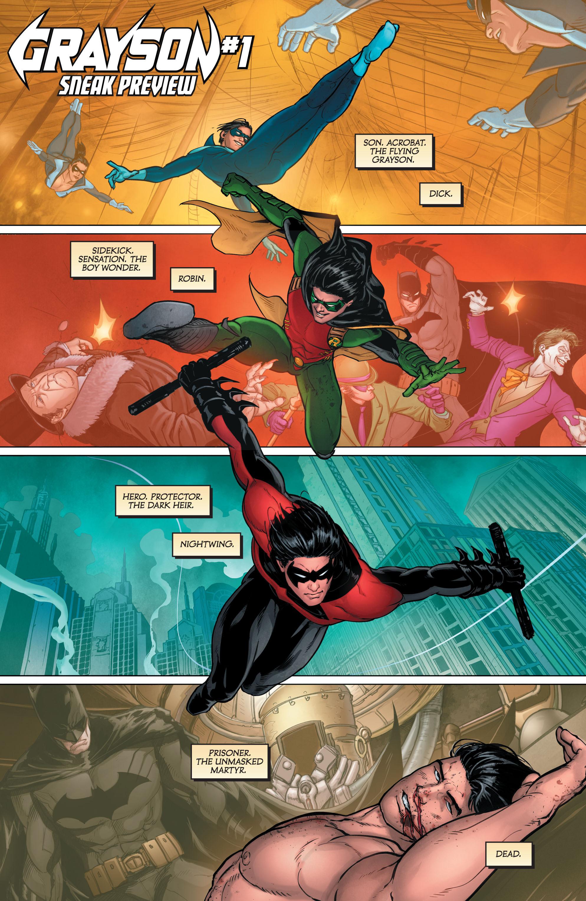 Read online Aquaman (2011) comic -  Issue #32 - 22